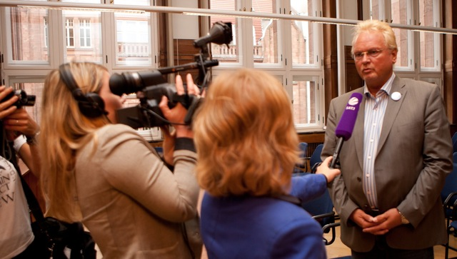 Jürgen Ortmüller (WDSF) klagt vor dem  Verwaltungsgericht Düsseldorf (WDSF-Foto)
