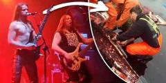 arte TV berichtet: WDSF-Boykottaufruf gegen Färöer-Metal-Band Týr