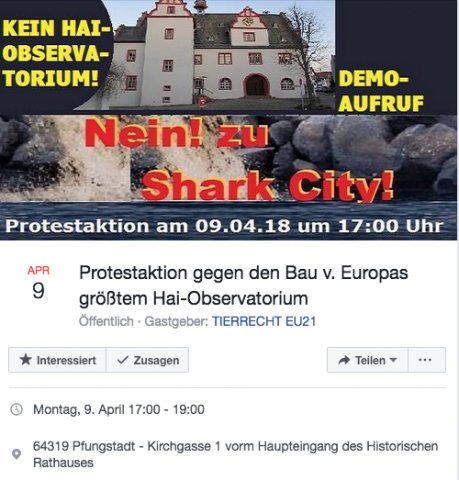 Demo Pfungstadt 9.4.2018